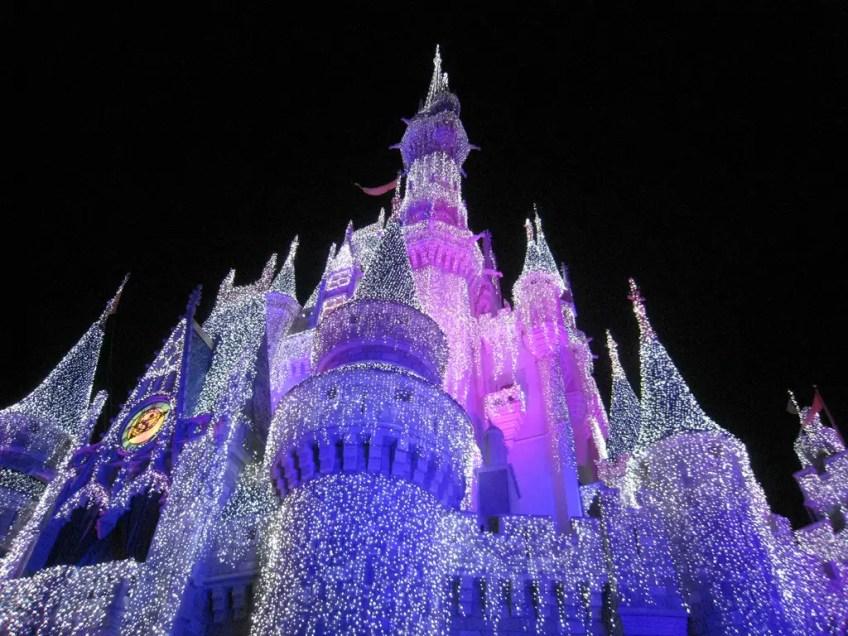 Cinderella's Castle Disney vacation club
