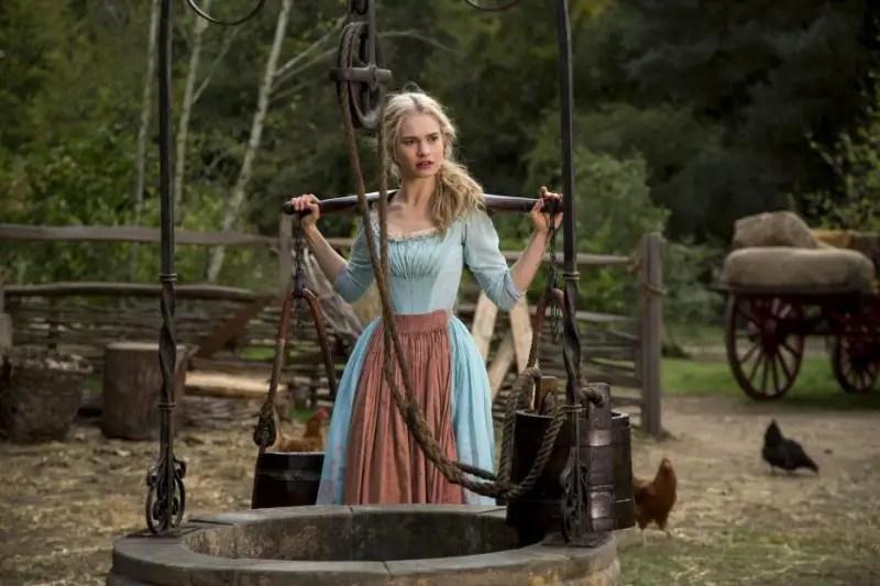 Cinderella 2015 trailer