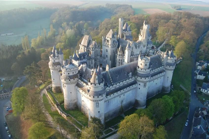 Chateau de Pierrefonds, Cinderella's Castle