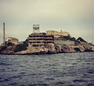 Things To Do In San Francisco, Alcatraz at night, tourist destinations in California