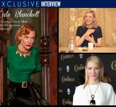 Exclusive Cate Blanchett Interview
