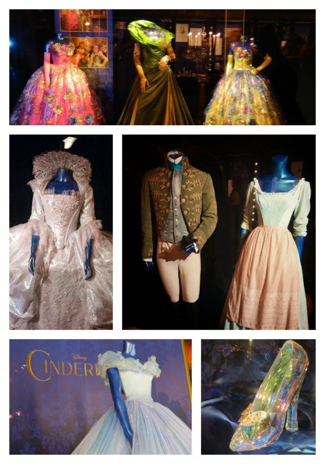 Cinderella Movie Costumes