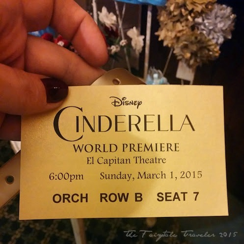 Cinderella World Premiere