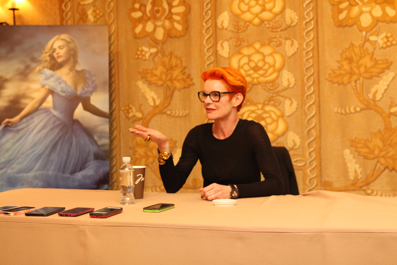 Sandy Powell Costume Designer f