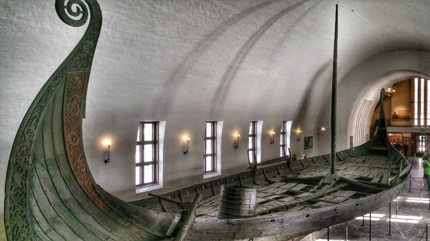 Viking Ship Museum Oslo, Viking Sites