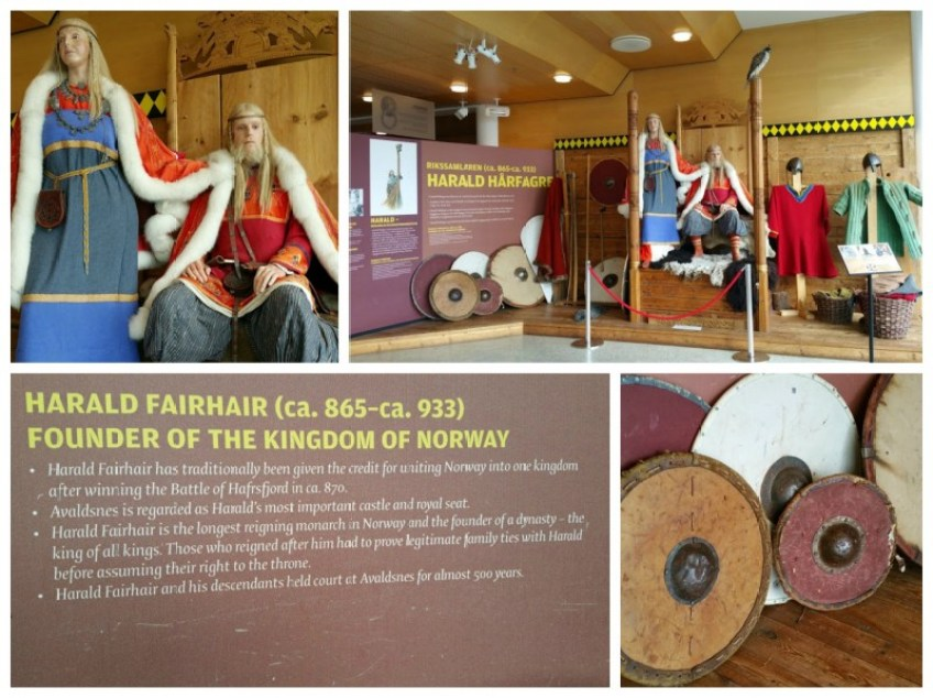King Harald Fairhair, Viking sites, Norway, Avaldsnes
