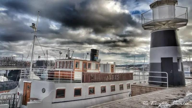 Oslo Dockside