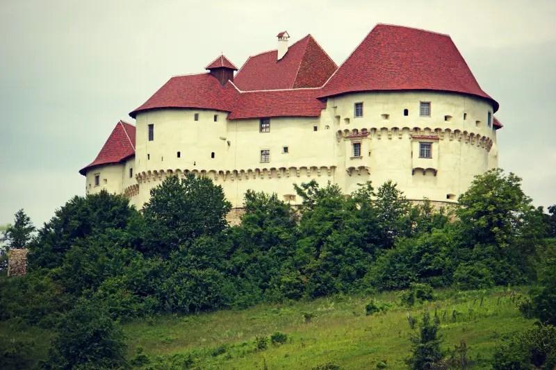 Veliki Tabor Castle castles in croatia