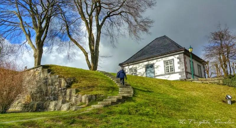 Bergen Bergenhus Fortress