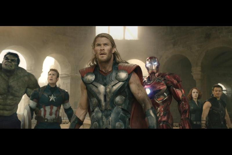 Avengers Age of Ultron Photo