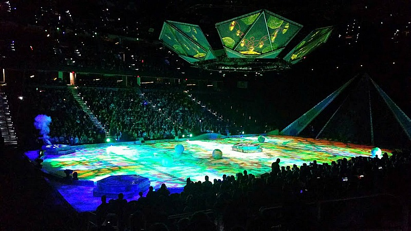Disney on Ice Frozen on Ice Review 6