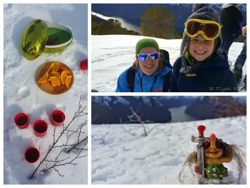 Fjord Safari Snowshoeing The Little 2