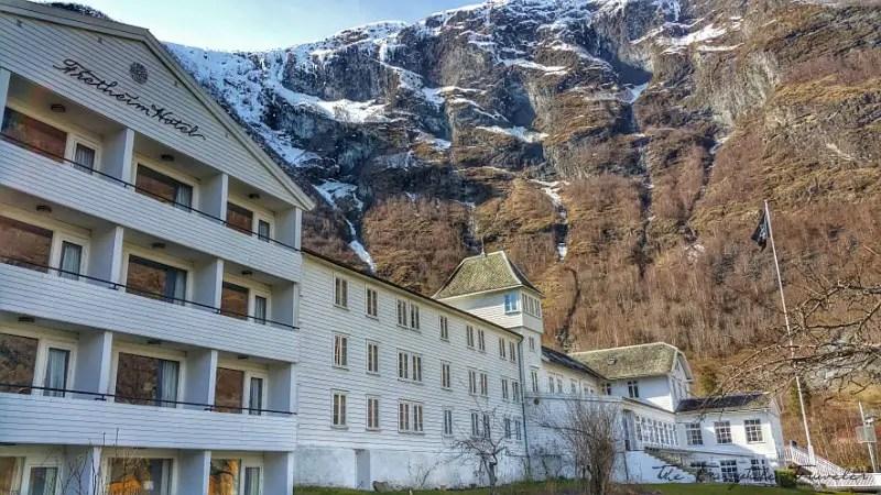 Flam Norway 1 Fretheim Hotel