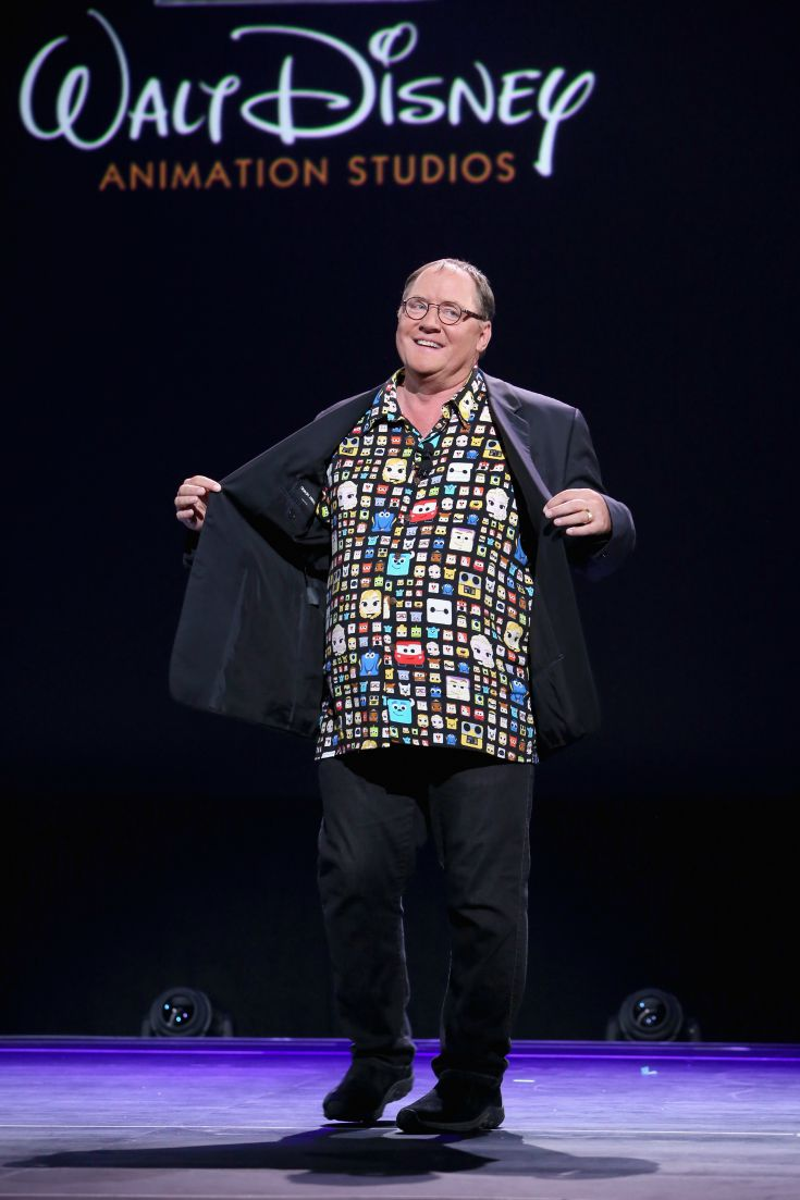 John Lasseter Disney Animation