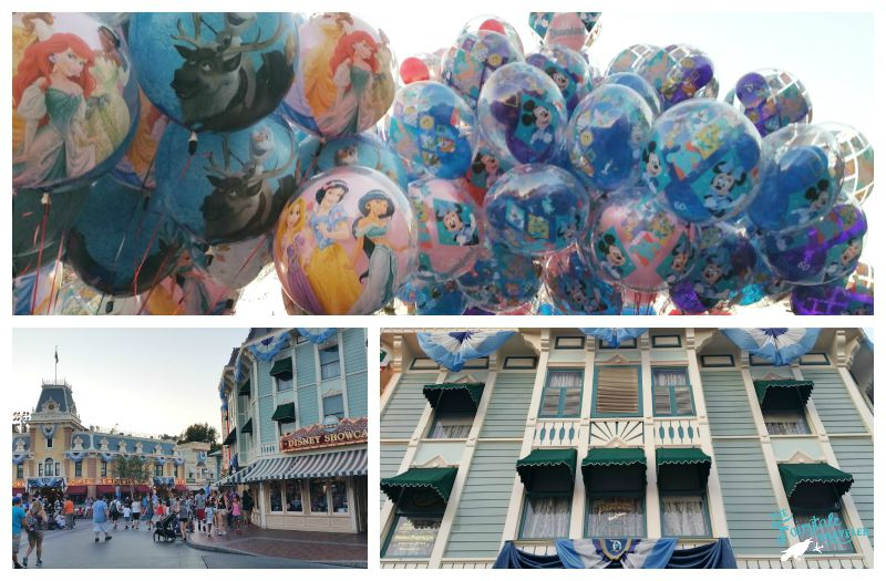 Disneyland 60 Diamond Celebration