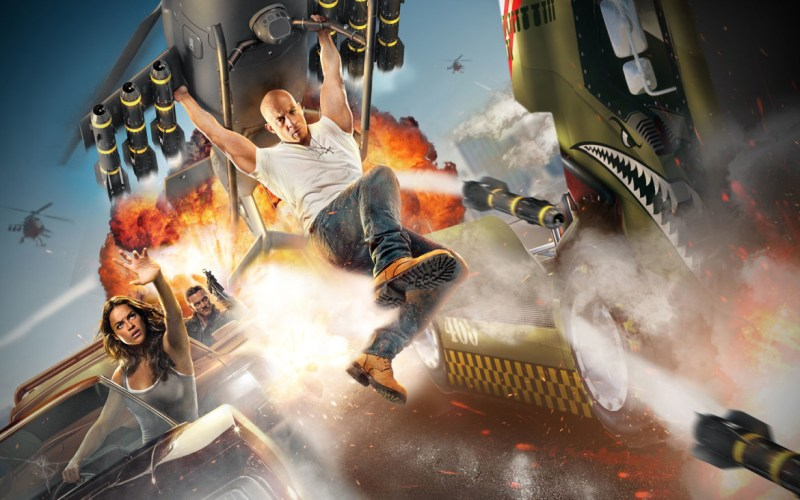 Fast & Furious Ride