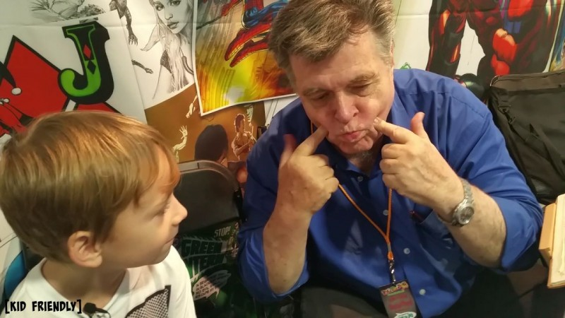 Kid Friendly and Neal Adams
