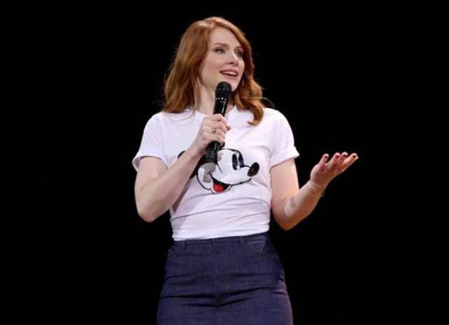 Bryce Dallas Howard for Pete's Dragon d23 EXPO