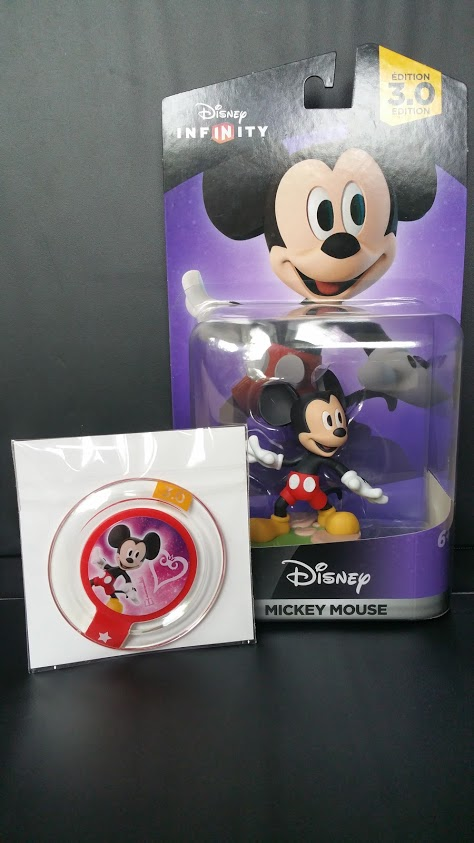 Disney Infinity 3.0 D23 EXPO limited