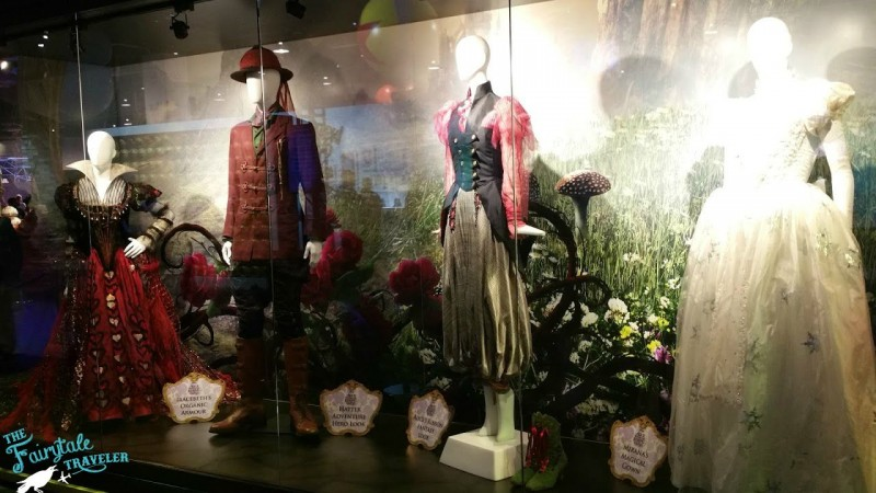 Alice in Wonderlland Through the Looking Glass Costumes