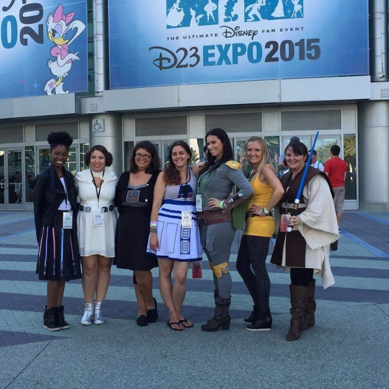 Part City at D23 Expo