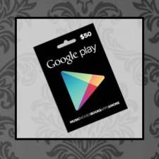 Google Play Gift Card TN