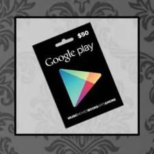 Google Play Gift Card TN