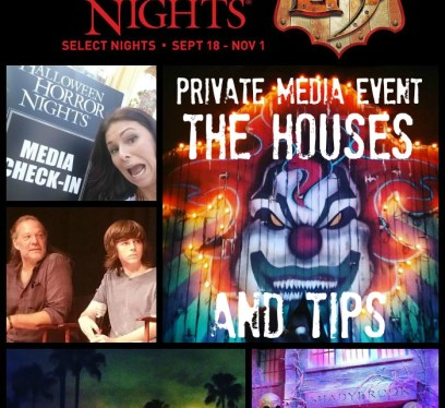Universal Orlando Halloween Horror Nights 2015