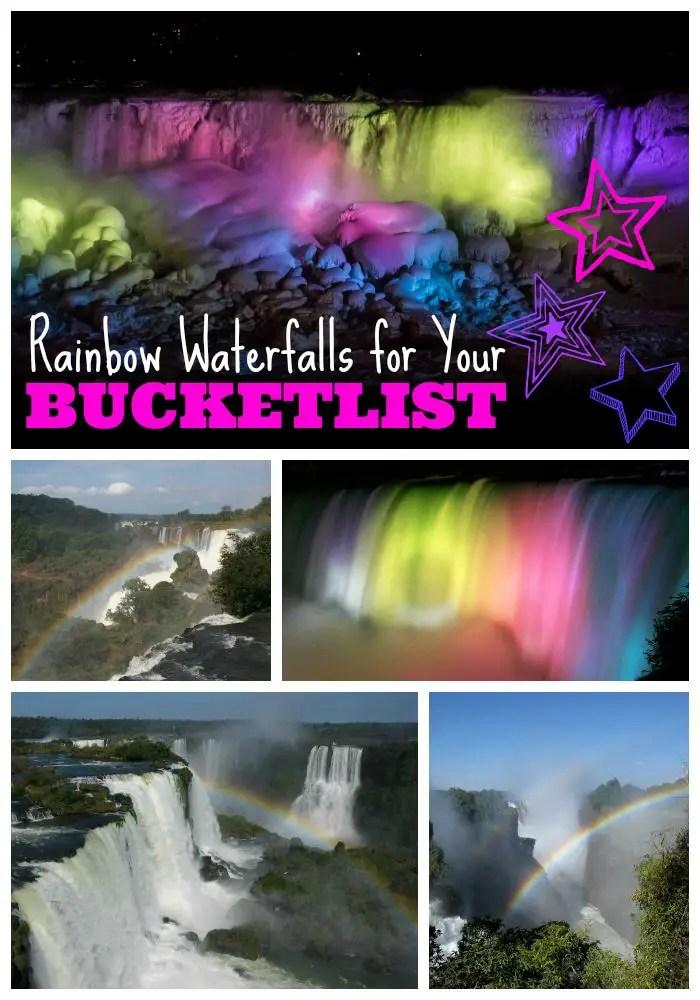 the best waterfalls, magical waterfalls