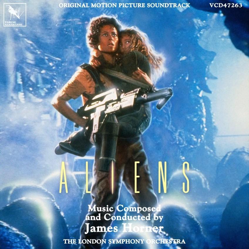 Aliens soundtrack