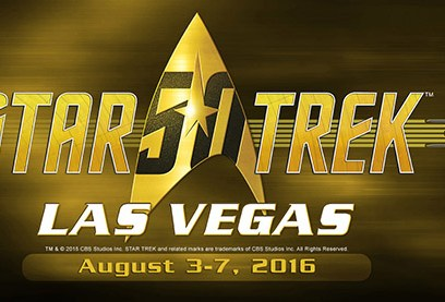 Star Trek 50th anniversary convention las vegas