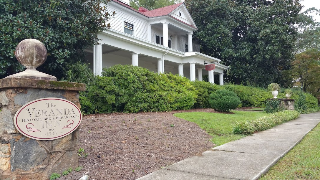 Where to stay in Senoia