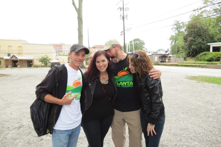 The Walking Dead filming locations Atlanta Movie Tours