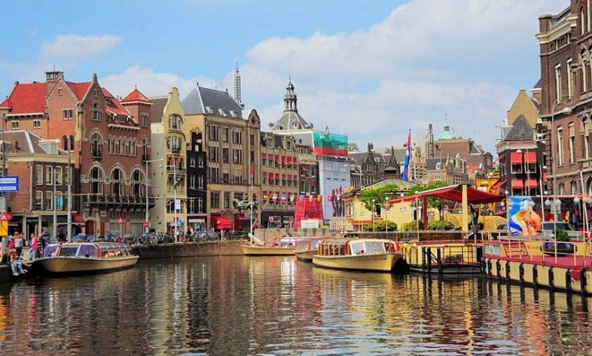 Amsterdam marijuana legalization weed tourism