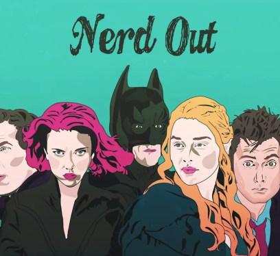 Nerd Out App