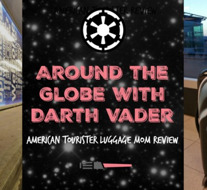 American Tourister Star Wars Luggage