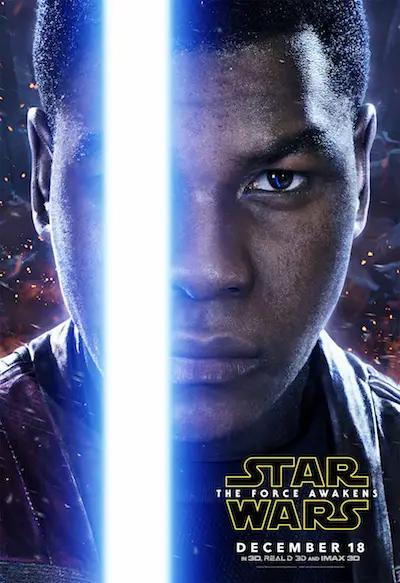 New Finn poster