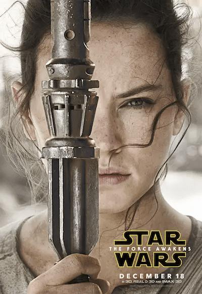 New Rey poster