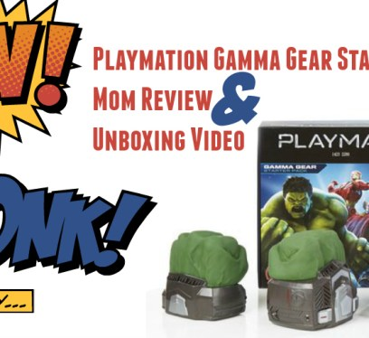 Playmation Gamma Gear