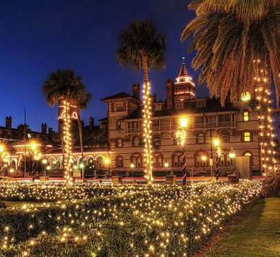 Nights of Lights St. Augustine