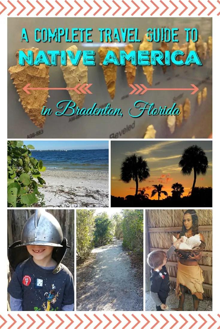 Native America in Bradenton, Florida