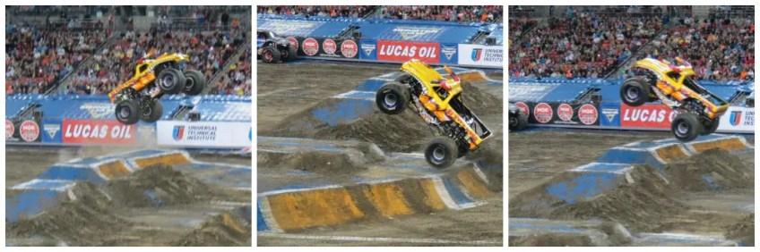 Becky McDonough El Toro Loco Monster Truck
