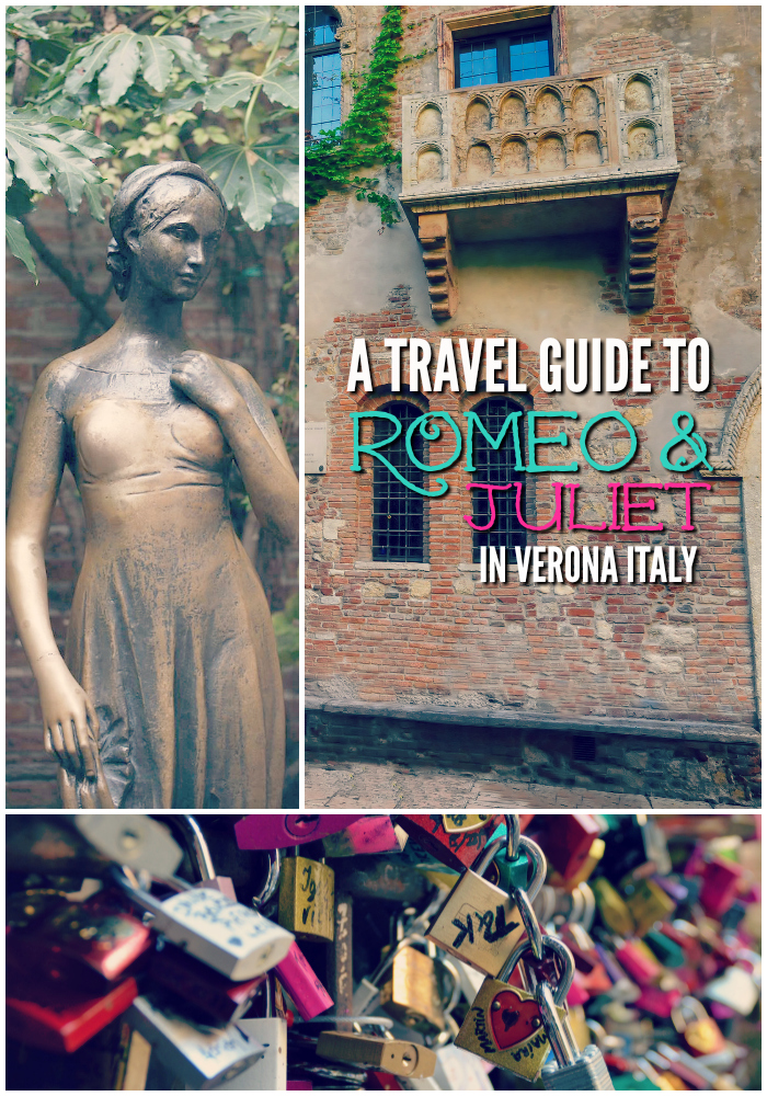 The greatest love story of all time - A travel guide to explore Romeo and Juliet in Verona, Italy. Oh Romeo!