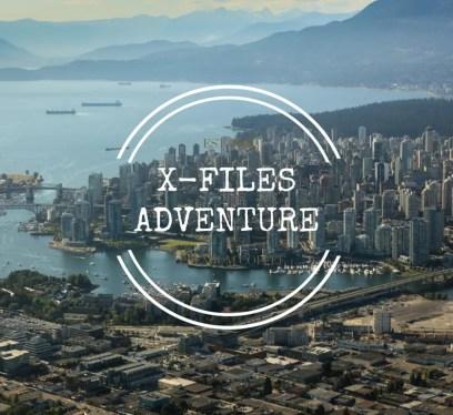 Vancouver, X Files