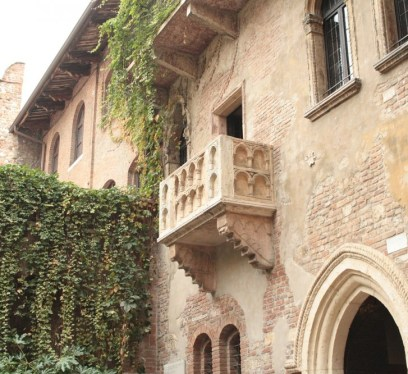 Romeo and Juliet in Verona
