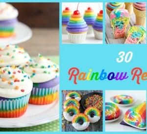 Rainbow Recipes, Unicorn poop,