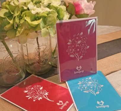 LovePop Cards, Review