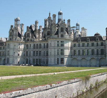 Châteaus of the Loire Valley, Chambord,