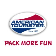 AT logo american tourister
