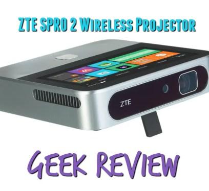 ZTE SPRO 2 Wireless Projector